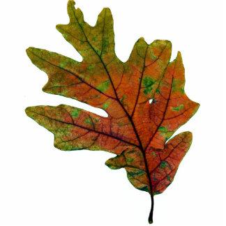 fall leaf 2 statuette