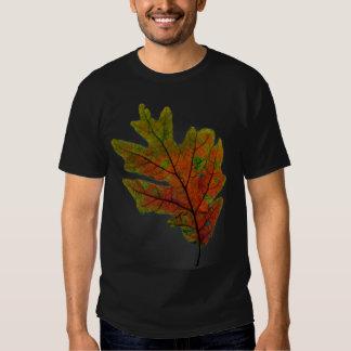 fall leaf 2 t shirt