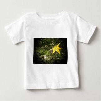 Fall Leaf on Moss Baby T-Shirt