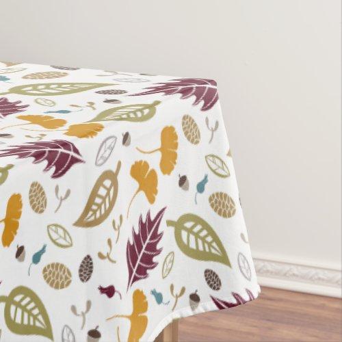Fall Leaf Table Cloth Tablecloth