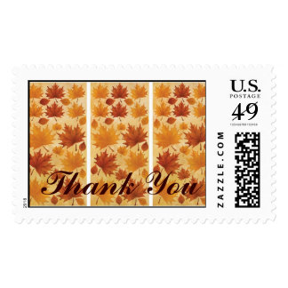Fall Leaves1 -Select size and price of stamp.