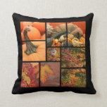 Fall Leaves and Pumpkins Pillows