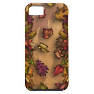 Fall Leaves Autumn Harvest iPhone4 iPhone SE/5/5s Case