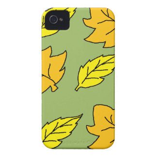 Fall Leaves iPhone 4 Covers