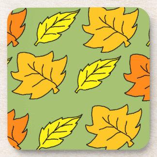 Fall Leaves Coaster