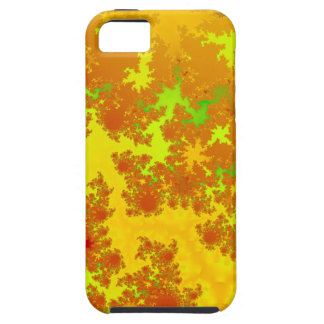Fall Leaves Fractal. Decorative Abstract Art. iPhone SE/5/5s Case