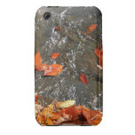 Fall Leaves in Waterfall I Autumn Photography Case-Mate iPhone 3 Case