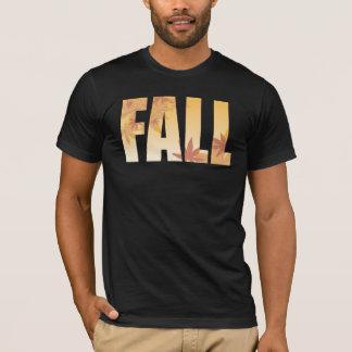 Fall Leaves Mens T-Shirt
