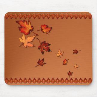 Fall Leaves Mousepad