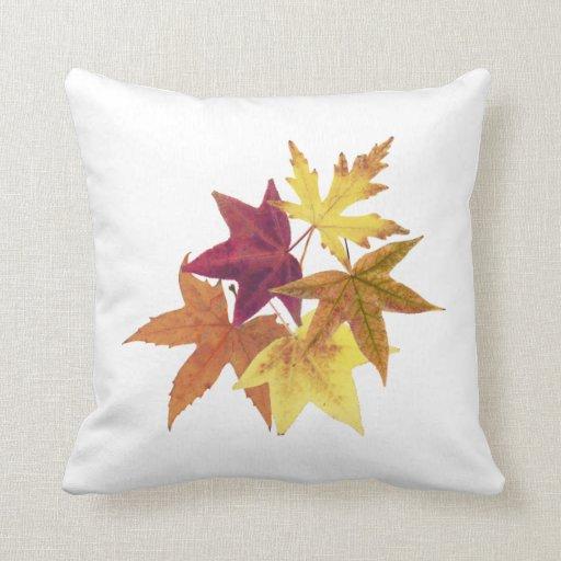 Decorative Pillows For Fall : Fall Pillows - Fall Throw Pillows Zazzle
