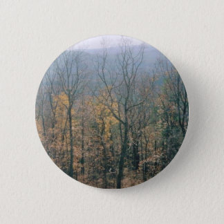 Fall Leaves Pinback Button