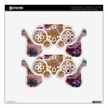 Fall Leaves PS3 Controller Decals