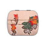 fall leaves sketch image autumn leaf orange jelly belly candy tin
