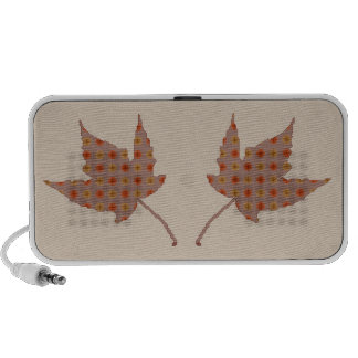 Fall Leaves Speaker