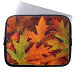 Fall leaveslaptop sleeve laptop computer sleeves