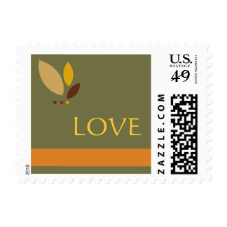 Fall Love Stamps