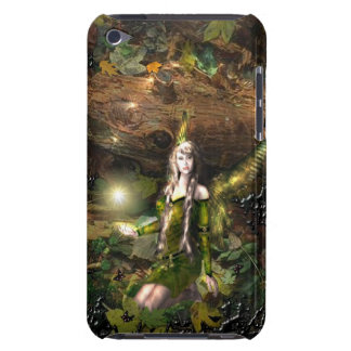 Fall Magic Fairy iPod Touch Barely There Case
