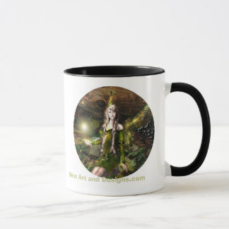 Fall Magic Fairy , Mugs & Drinkware