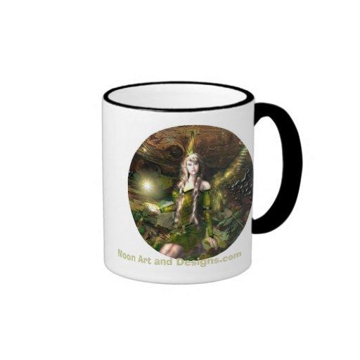 Fall Magic Fairy , Mugs & Drinkware