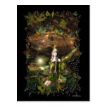 Fall Magic Fairy Postcard