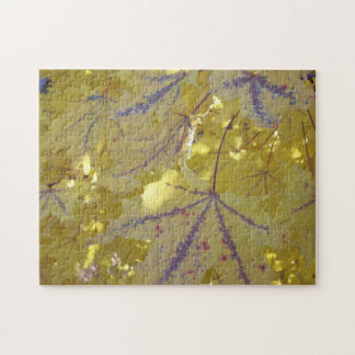 Fall Maple Jigsaw Puzzle