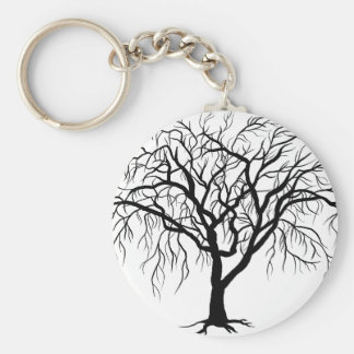 Fall Maple Key Chain