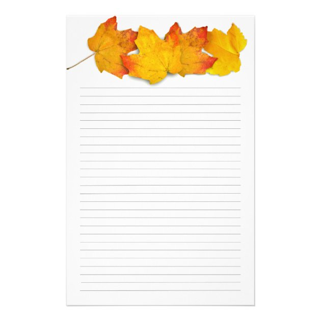Fall Leaves Writing Prompts and Craft by Primarily
