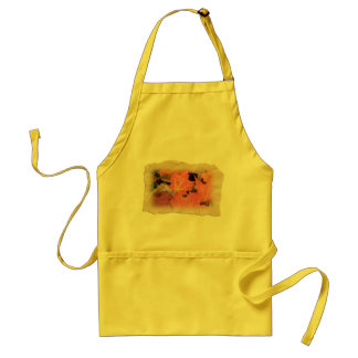 Fall Maple Leaves Coordinating Items Adult Apron