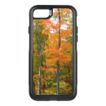 Fall Maple Trees Autumn Nature Photography OtterBox Commuter iPhone 8/7 Case