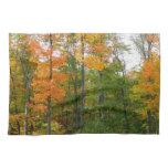 Fall Maple Trees Autumn Nature Photography Towel