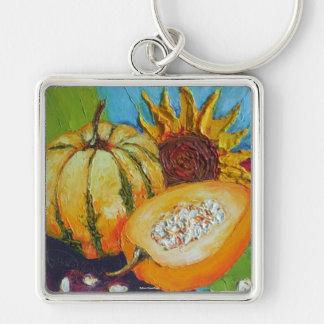 Fall Medley Keychain