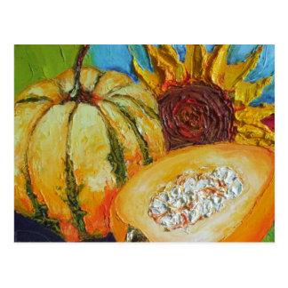 Fall Medley Postcard