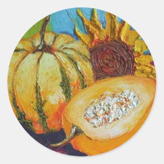 Fall Medley Sticker