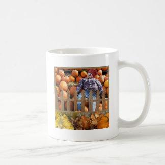 Fall Midwest Classic White Coffee Mug