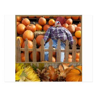 Fall Midwest Postcard