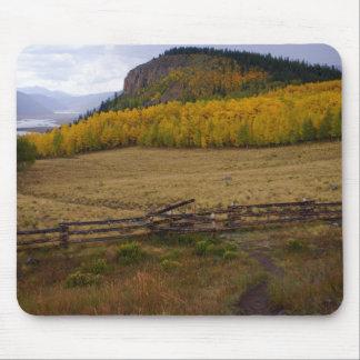 Fall Mountain Bute Mouse Pad