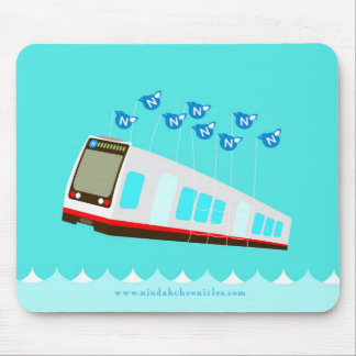 FALL Mousepad de N Judah