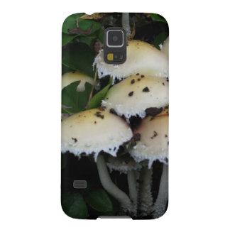 Fall Mushrooms - Photograph Case For Galaxy S5