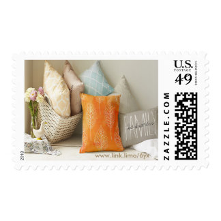 Fall Nesting U.S. Postage Stamps