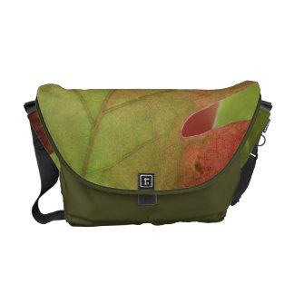 Fall Oak Leaves Rickshaw Bag