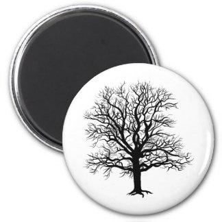 Fall Oak Magnet