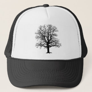 Fall Oak Trucker Hat