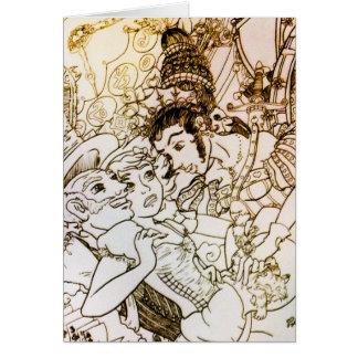 Fall of Alice Card
