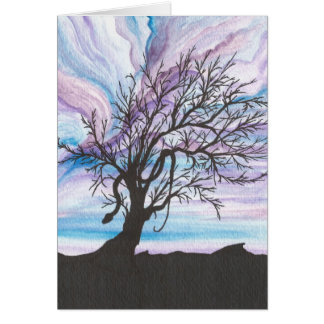 Fall of Eden Greeting Card