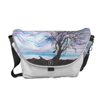 Fall of Eden Messenger Bags