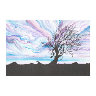 Fall of Eden Stretched Canvas Prints