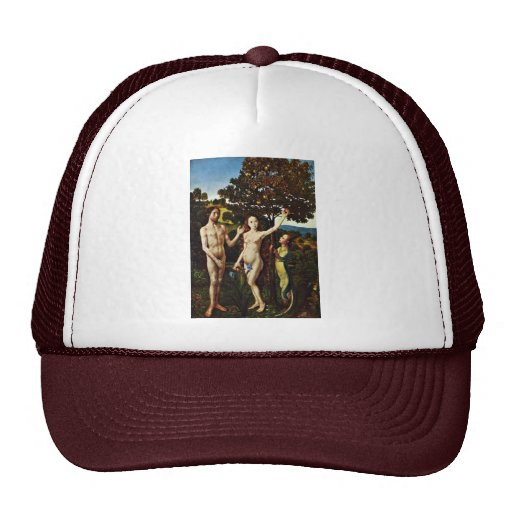 Fall Of Man By Goes Hugo Van Der (Best Quality) Hat
