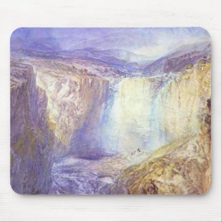 Fall of Tees Mouse Pad