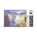 Fall of Tees Postage Stamps