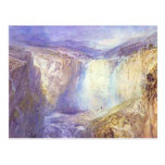 Fall of Tees Postcard